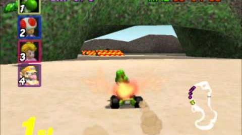 Mario Kart 64 with Golden Mushroom - Episode 1