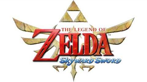 Legend of Groose (NES) - Main Title Theme - The Legend of Zelda Skyward Sword Music Extended