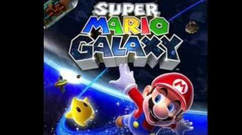 Super Mario Galaxy Music - The Power to Fly