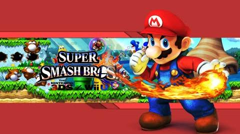Vs. Master Hand - Super Smash Bros for Wii U & Nintendo 3DS (Real theme in the description)