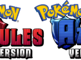 Pokémon Gules & Azure Versions