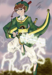 Syaoran Last Resort by selenityshiroi