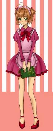 Sakura waitress