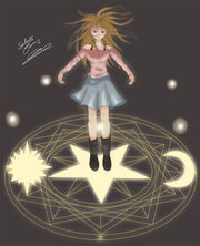 Sakura and the five force treasures by selenityshiroi-d5dbm5l