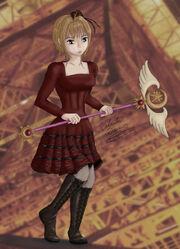 Sakura in magnet costume nt 68 by selenityshiroi-d59rrl1