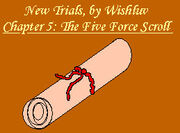 NT ch 5 Five Force Scroll by AmethystBeloved