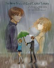 Sakura Syaoran in the Rain by wishluv