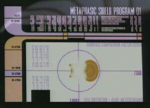 Metaphasic shield