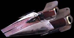 RZ-1 A-Wing-class Interceptor