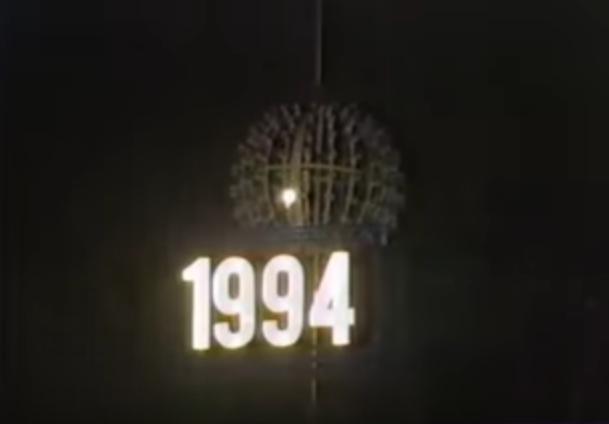 New Year's Eve Ball Drop 1994   New Year's Rockin' Eve Wiki   Fandom