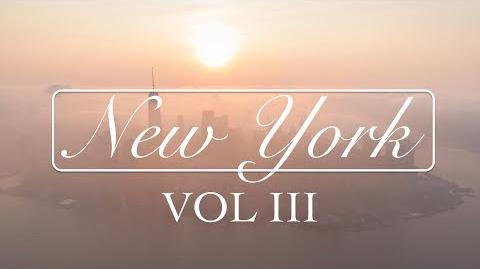New York Vol III Drone 4k Best View