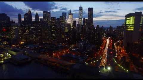 NYC via Drone - Directors Cut 4K
