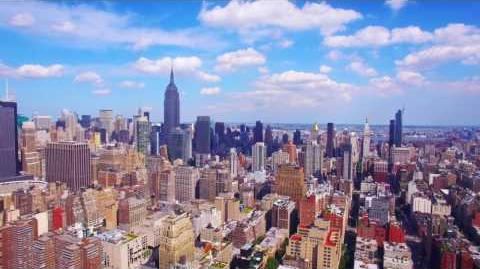 4K New York City Experience via Drone