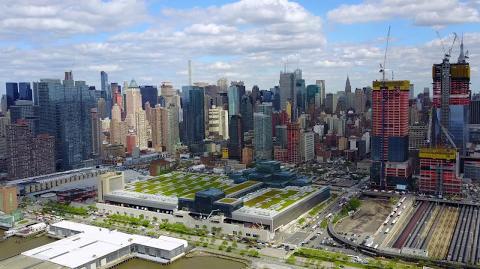 New York City 4K Drone DJI Mavic Pro