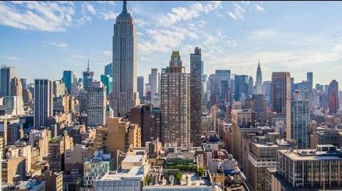 New York City Via Drone