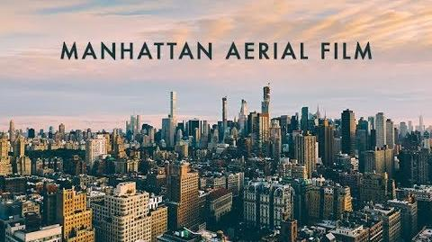 New York City - Manhattan - Aerial Film 2019
