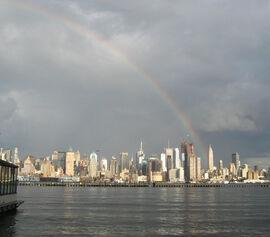 Midtown Rainbow Weeh jeh