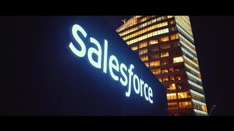 Welcome to Salesforce Tower NYC