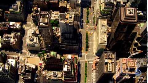 Aerial New York City HD