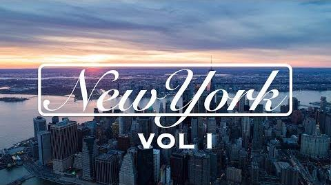 New York Vol I Drone 4k