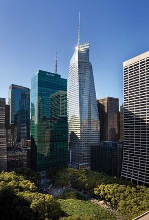 Bank america tower c160610 dsesto