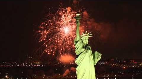 July 4th 2015 - Macy's FireWorks in NYC