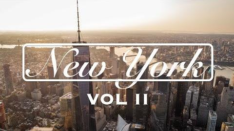 New York Vol II Drone 4k