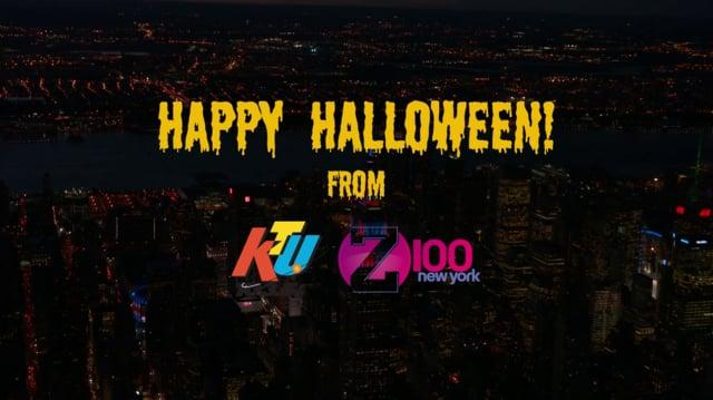 Empire State Building Halloween Light Show-0