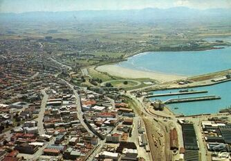 The View of Timaru, 1976