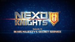 In his majesty's secret service