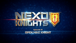 Open mike knight