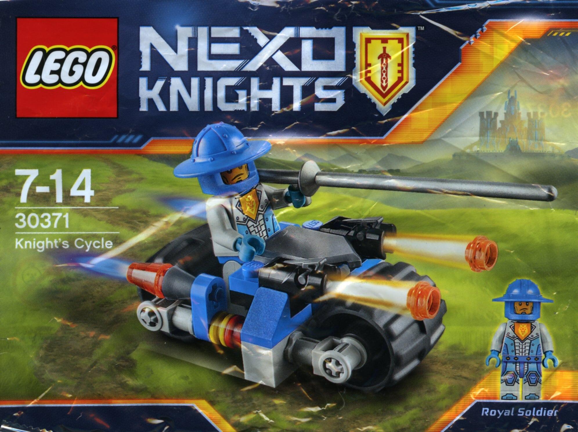30371 Knight's Cycle | Nexo Knights Wikia | FANDOM powered by Wikia