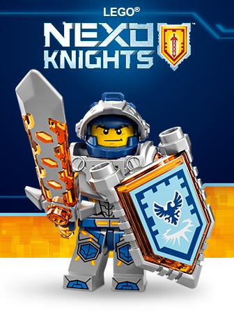 Lego nexo Knights-sticker nº 109-Blue Ocean