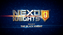Replacement of the black knight image