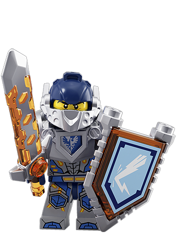 Clay Moorington Nexo Knights Wikia Fandom Powered By Wikia