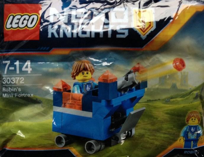 30372 Robin's Mini Fortrex | Nexo Knights Wikia | FANDOM powered ...