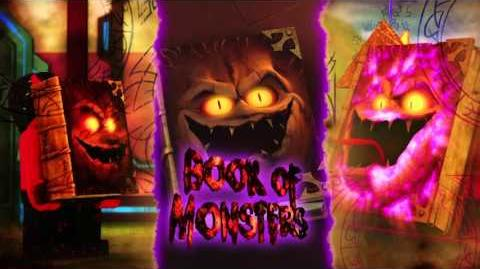 LEGO® NEXO KNIGHTS™ - Book of Monsters - Evil from Cover to Cover