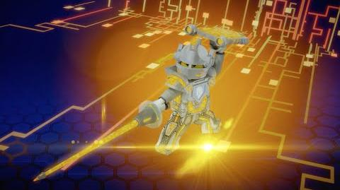 Knight is Coming - LEGO NEXO KNIGHTS - Trailer -1