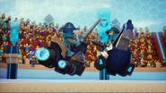 Robo jousting