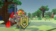 NEXO KNIGHTS - LEGO Worlds - Game Pack 083