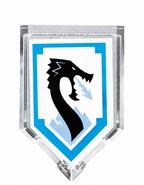 Shield of Ice Dragon