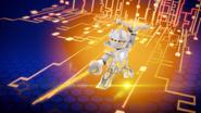 Web1 lance's nexo power