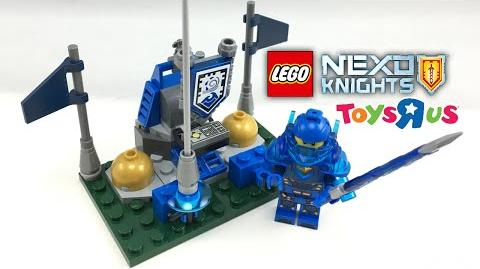 "LEGO Nexo Knights Shield Deck set review! Free Toys""R""Us Building Event!"