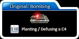 CSO bomb defuse