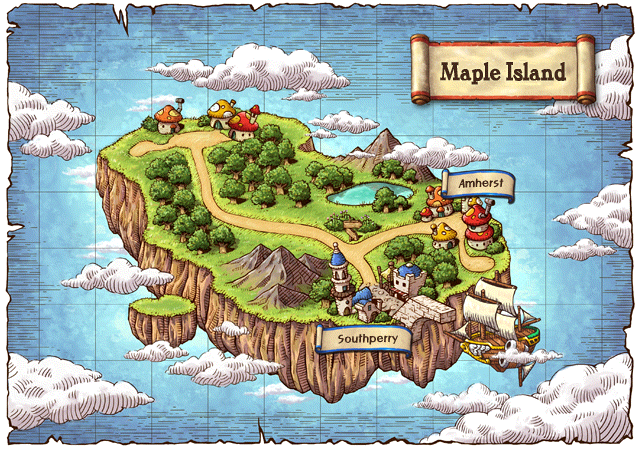 MS Maple Island