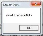 InvalidDLL