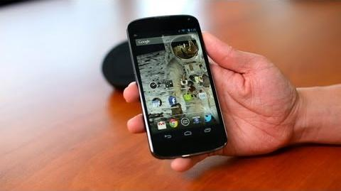 Review Google Nexus 4 (testedcom)