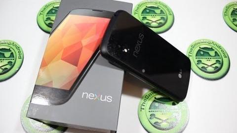 LG Nexus 4 Review & Opinion (TheSmokingAndroid)