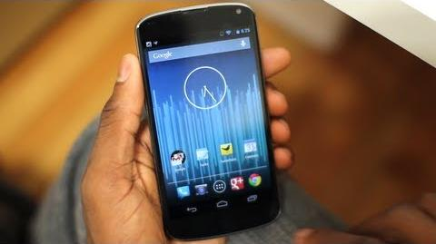 Google Nexus 4 Review! (Marques Brownlee)