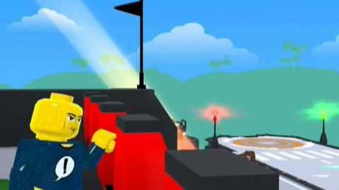 LEGO Universe Top Gun